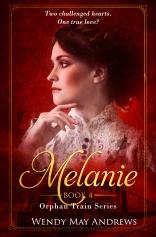 Melanie eBook cover