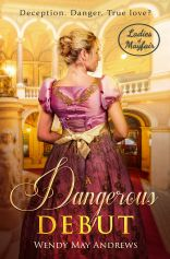 Dangerous Debut New Cover