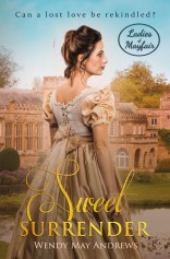 Sweet Surrender Ebook cover