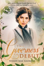 The Governess' Debut Cover