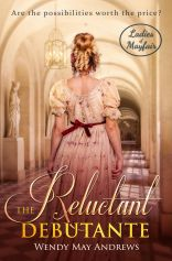 The Reluctant Debutante New ebook cover